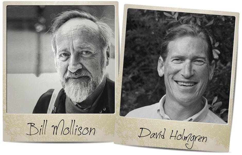 Bill Mollison et David Holmgren