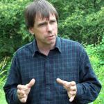 Martin Crawford spécialiste des forêt jardin